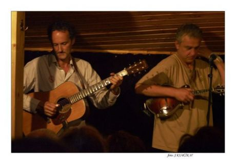 Druha Trava and Andy in Concert May 2007
